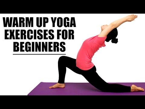 yoga for beginners  warm up yoga exercisesyoga