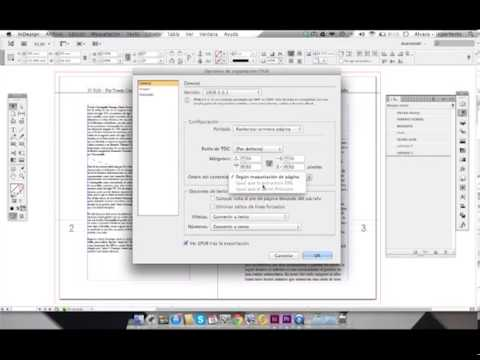 Video tutorial Indesign - EPUB