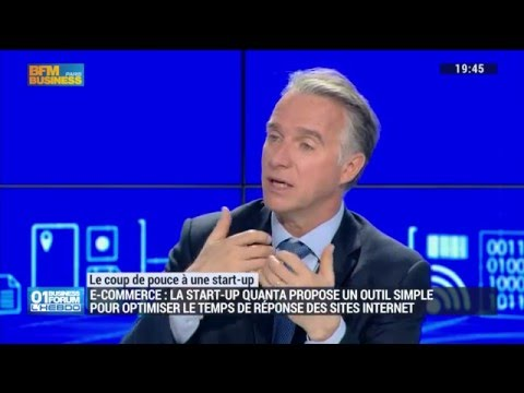 Interview Quanta on BFM Business TV Channel - 07/05/2016