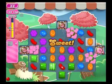 Candy Crush Saga Level 2065 - NO BOOSTERS