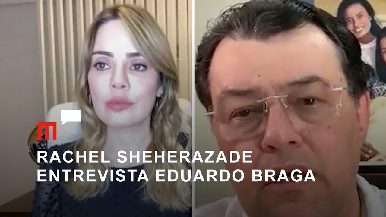 Rachel Sheherazade entrevista Eduardo Braga