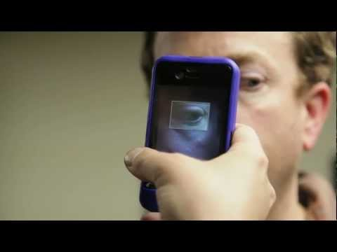BreathalEyes Iphone App Vs. Breathalyzer Test
