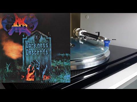 DARK ANGE̲L̲ Darkness Descends (Full Album) Vinyl rip