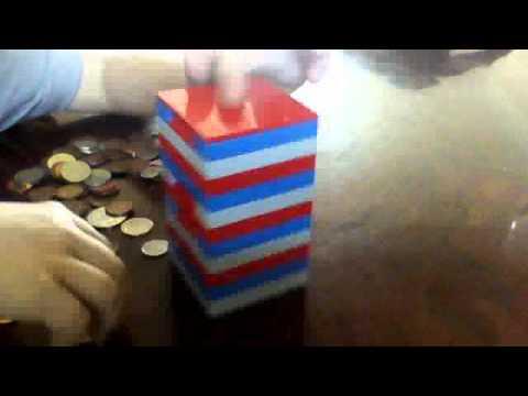 lego money box MOC - YouTube