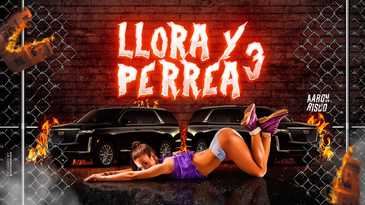 MIX LLORA Y PERREA 3 ( Yonaguni, Que Mas Pues, Poblado, 512, Llamado de Emergencia)