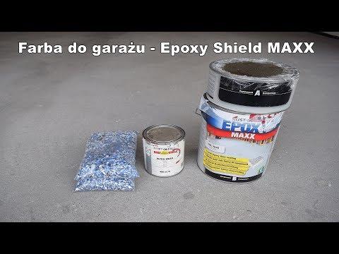 Farba Epoxy Shield Maxx