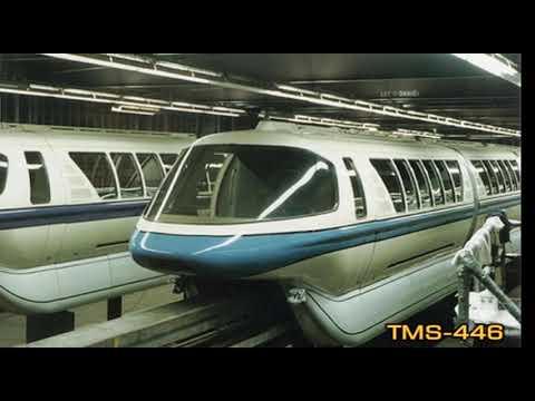 Youtube Disneyland Monorail