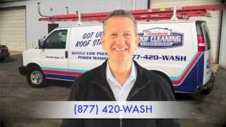 Roof Cleaning Montville New Jersey | Power Washing services