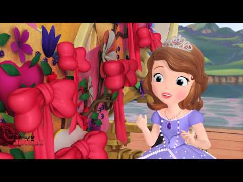 Sofia The First - Fours A Crowd Song - Official Disney Junior UK HD Mp3