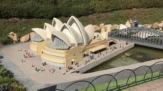 Legoland Windsor Resort. Miniland USA and Explore the World.