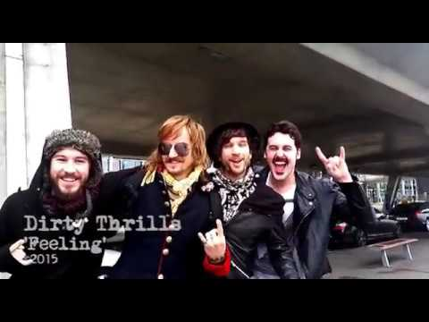 Dirty Thrills - 'Feeling' OFFICIAL Music Video - Heavy Blues Rock