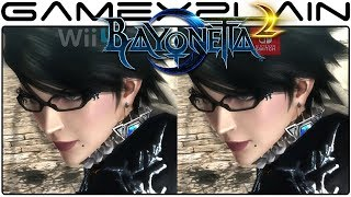 Bayonetta 2 Head-to-Head Comparison (Nintendo Switch vs Wii U)