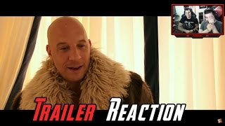 XXX 3 Angry Trailer Reaction