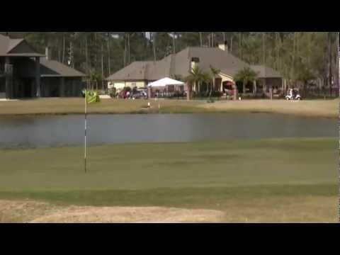 Carter Plantation Intercollegiate, Scott's 2nd Round