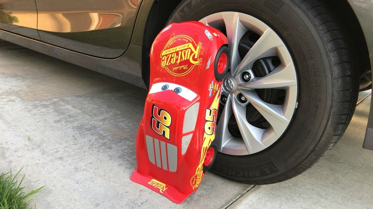 Big Disney Cars Toys Lightning Rayo McQueen