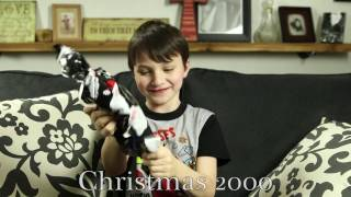 """Socks"" - A Christmas Short"
