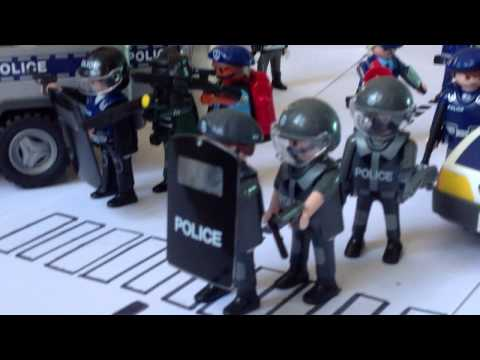 playmobil intervention police