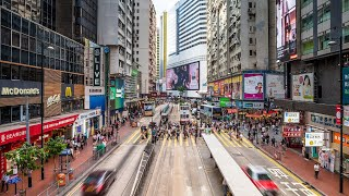 Hong Kong business people say national security law brings more certainty