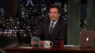 Best of HashTags on Jimmy Fallon Show