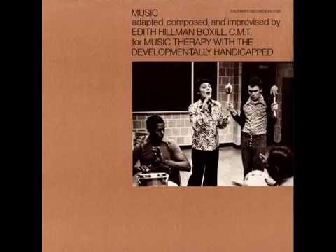 Edith Hillman Boxill, C.M.T. - Haitian Song Of Possession