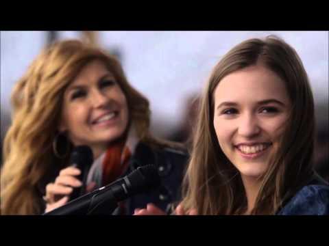 Nashville: A life that's good - Lennon and Maisy Stella, Charles Esten, Connie Britton