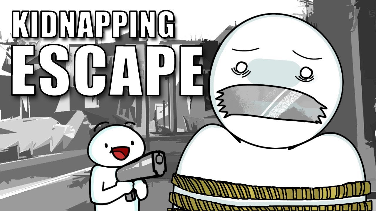 By the way, Can You Survive a KIDNAPPING? (Ft  TheOdd1sOut)