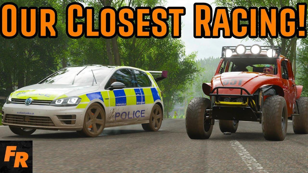 Our Closest Racing! - Forza Horizon 4 thumbnail