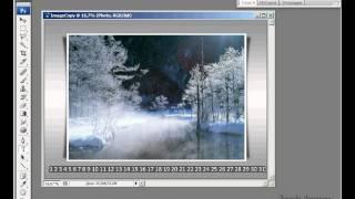 Видеоурок фотошоп - Календарь