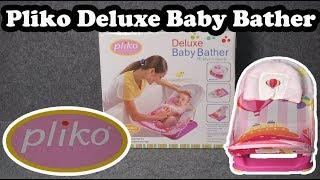 PLIKO DELUXE BABY BATHER   Kursi mandi bayi DS05
