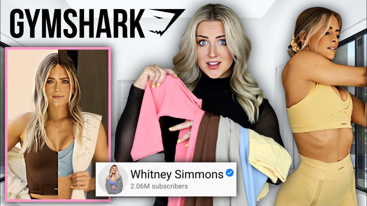 RUTHLESS Review of Gymshark X Whitney Simmons V3 / MEDIUM Size