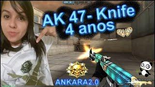 cfal pd ak47 k 4 anos gameplay 33