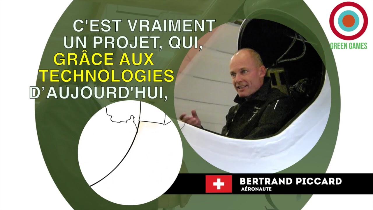 #001 BERTRAND PICCARD, l'esprit pionnier et innovant