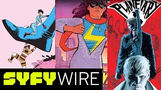 Kelly Sue DeConnick's and Matt Fraction's Must Read Comics List | SYFY WIRE