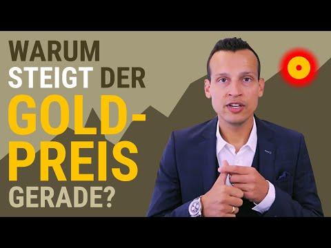 Warum Steigt Der Goldpreis Immer Weiter?