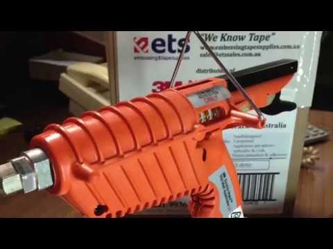 How to convert a 3M LT Glue Gun to be able to use 3M 3798