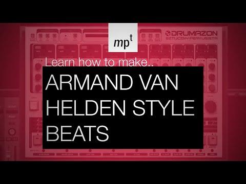 Logic Pro X & D16 Plugins - Classic Armand Van Helden Style Beats