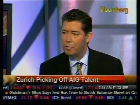 Inside Look -  Zurich Picking Off AIG Talent