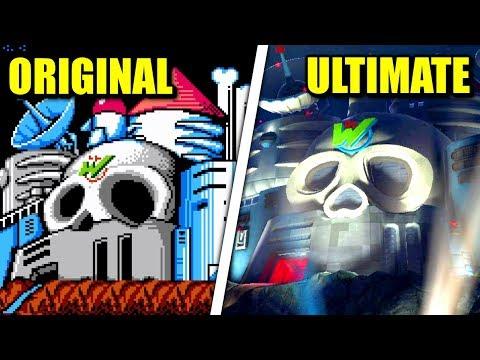 Super Smash Bros. Ultimate - Origin of All 3DS Stages
