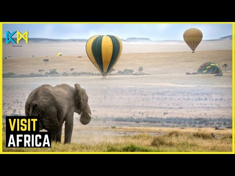 10 Best Places To VISIT In AFRICA (2021)