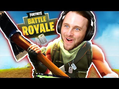 My FIRST TIME Playing FORTNITE! *NEW* GAME!