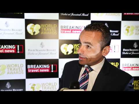 Belal Al Kadry, hotel manager, Sheraton Doha Resort & Convention Hotel