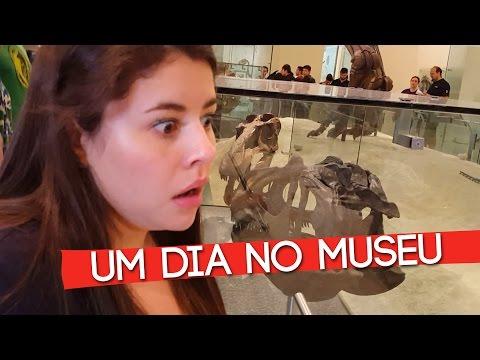 UMA TARDE NO MUSEU - PARTE2 - American Museum of Natural History