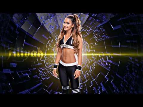 Aliyah 2nd WWE NXT Theme -