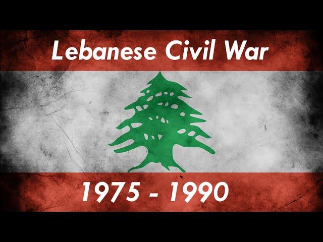 Lebanese Civil War (Part 6 of 15)