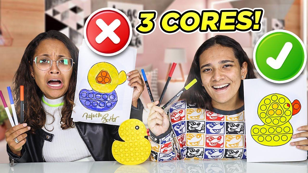 Download COLORINDO COM 3 CORES FIDGET TOYS - JULIANA BALTAR
