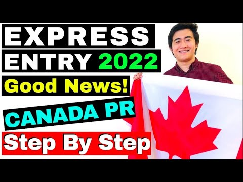 EXPRESS ENTRY 2019 COMPLETE STEP BY STEP PROCESS | CANADA PR PROCESS | IMMIGRATION | CANADA PR VISA