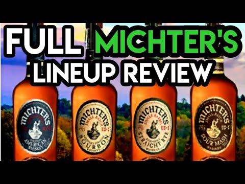 Michter's Distillery Collection /American Whiskey, Rye, Bourbon And Sour Mash