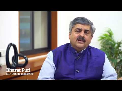 Bharat Puri - MD of Pidilite Industries - Advice for a successful career