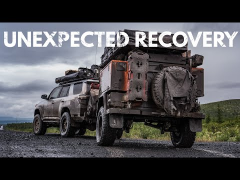 Recovery on the Dempster / Saving the Aussies - Lifestyle Overland EP26