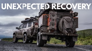 S1:E26 Recovery on the Dempster / Saving the Aussies - Lifestyle Overland